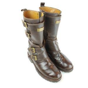 🌺🌺 Hunter Alina Biker Boots